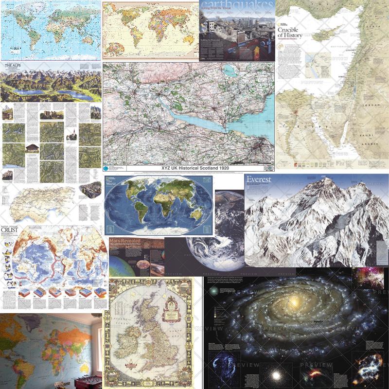 Gift Maps