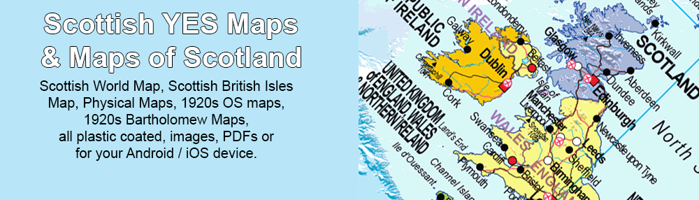 Scottish Maps