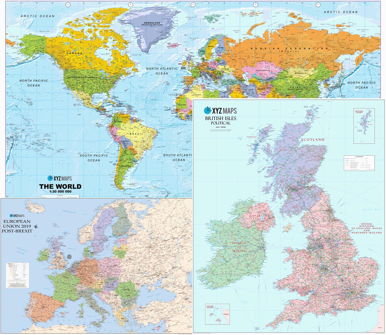 Scottish Maps Bundle