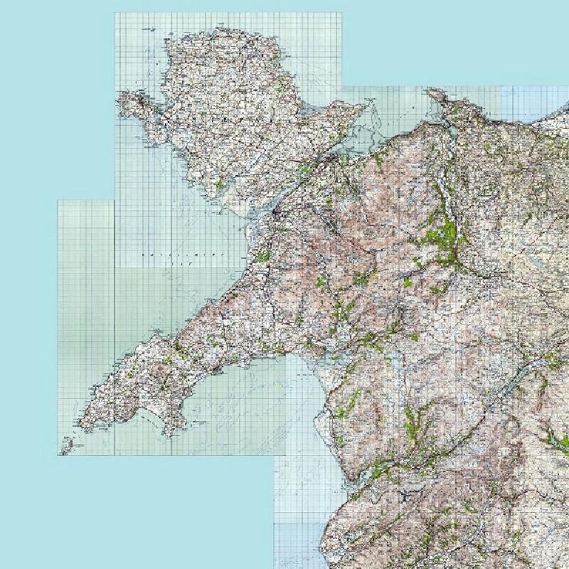 SH 1940s Map Tile