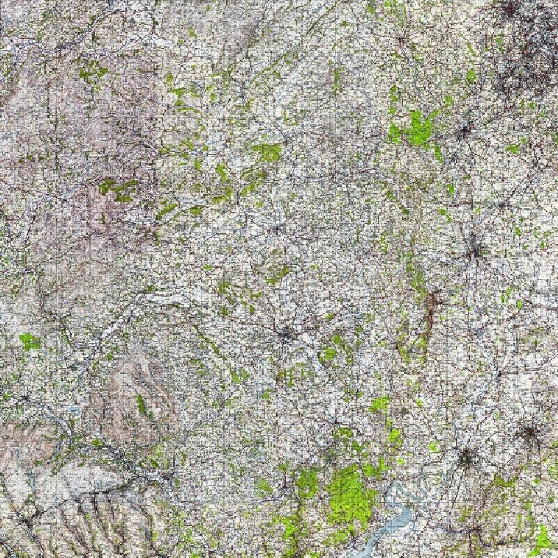 SO 1940s Map Tile