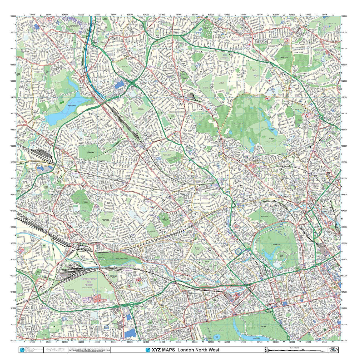 Maps Update 1408992 Map of London City Center Maps of London – Map of London City Centre