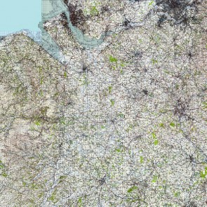 SJ 1940s Map Tile