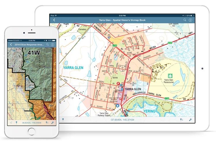 Avenza Maps Pro